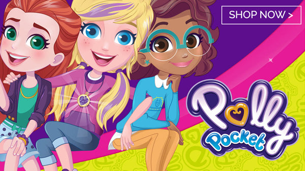 Polly Pocket Dolls and Playsets at Toy Universe Australia