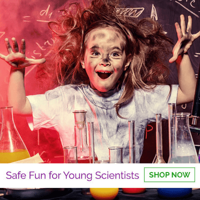 Fun Toy Science Kits - Slime and More