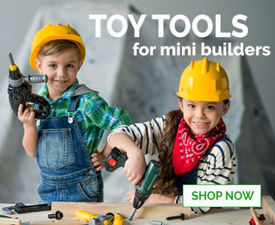 Awesome Toys for Kid Builders - Toy Tools, Trucks and more