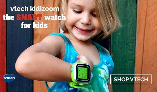 Vtech Kidizoom Watches Available in multiple colours