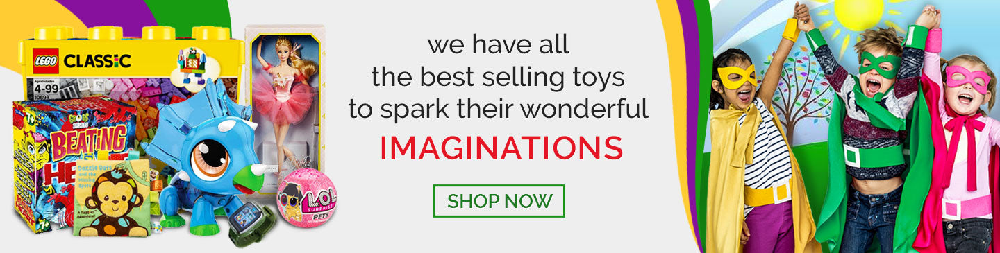Buy Toys Online at Australia Best Toy Store