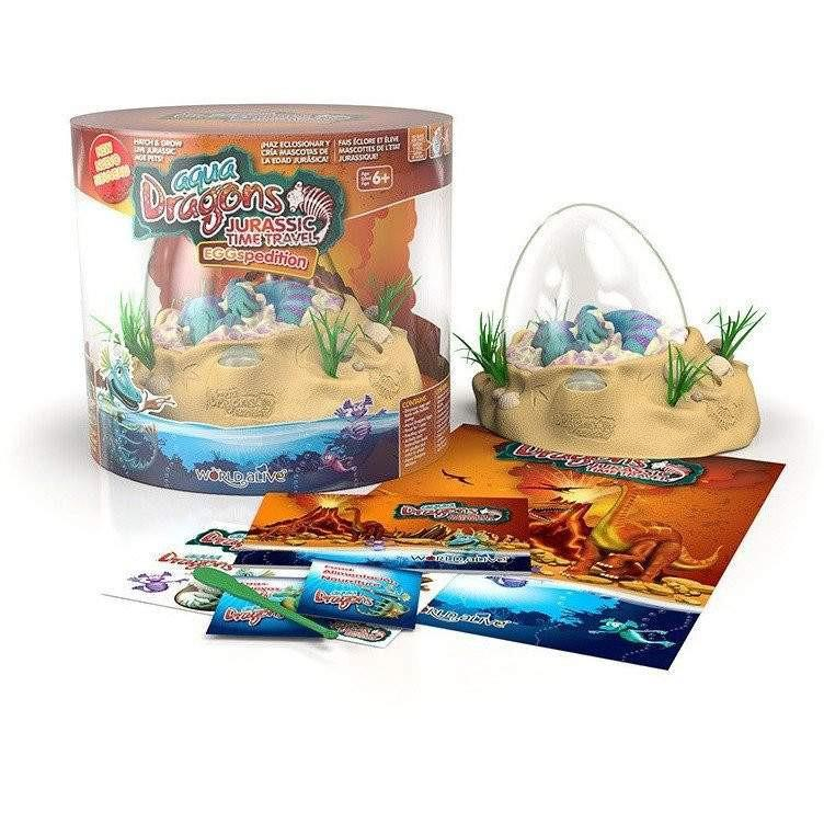 Aqua Dragons Aqua Dragons - Jurassic Eggspedition - Buy Online
