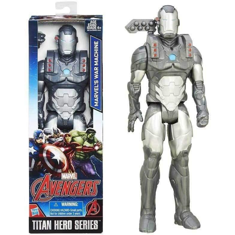 Buy Avengers Titan Heroes War Machine Figure online at Toy Universe
