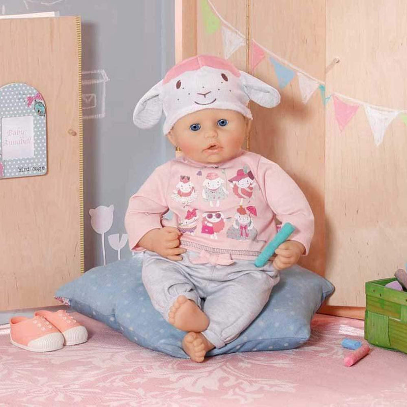 Baby Annabell Doll Deluxe Casual Day Clothing at Toy Universe
