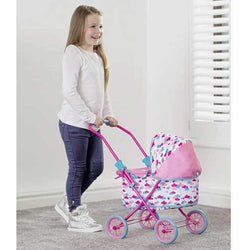 Baby Born Doll Mini Carriage Pram