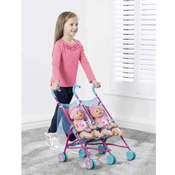 Baby Born Doll Twin Stroller