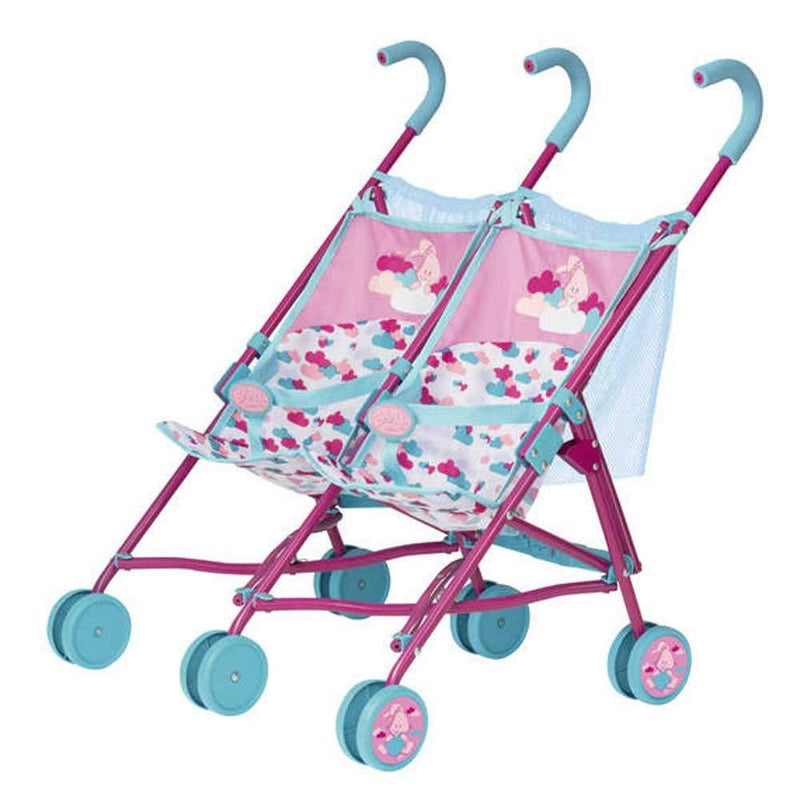 Buy Baby Born Doll Twin Stroller Online At Toy Universe