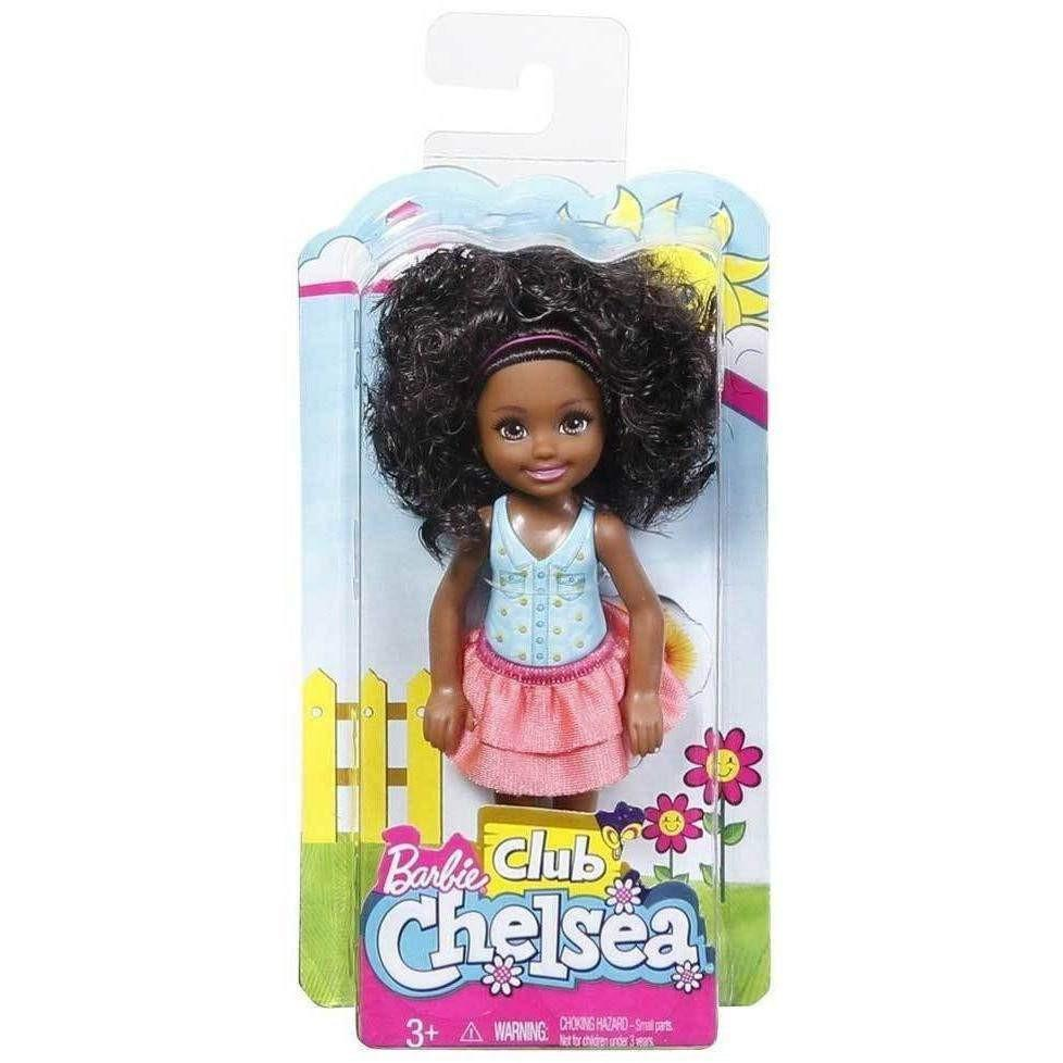 Barbie Club Chelsea Doll Flower At Toy Universe Barbie Dolls