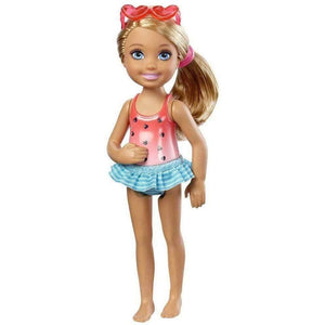 Barbie Club Chelsea Doll - Swimming