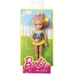 Barbie Sisters Chelsea and Friends Doll - Swimming Fun