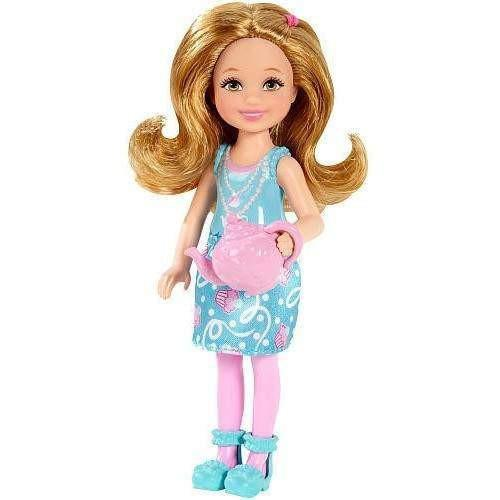 Barbie Barbie Sisters Chelsea and Friends Doll - Tea Party - Buy Online