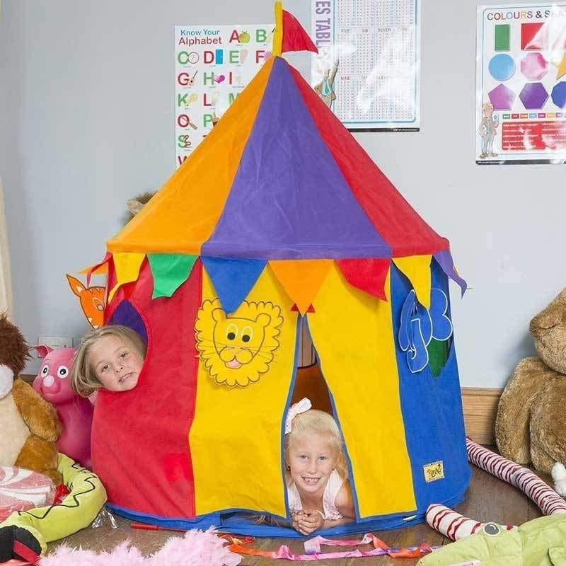 Buy Bazoongi Special Edition Circus Play Tent online at Toy Universe  sc 1 st  Toy Universe & Buy Bazoongi Special Edition Circus Play Tent Online at Toy Universe
