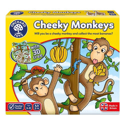 Cheeky Monkey Game by Orchard Toys