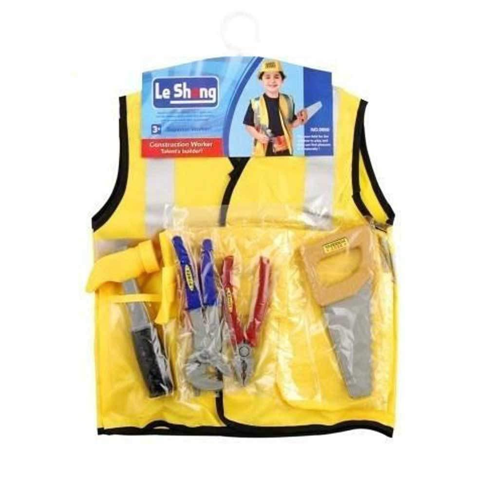 Buy Construction Worker Dress Up With Tools At Toy Universe