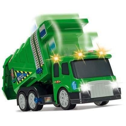Buy Dickie Toys Garbage Truck Lights Amp Sounds Online At