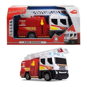 Dickie Toys Lights and Sounds Fire Engine