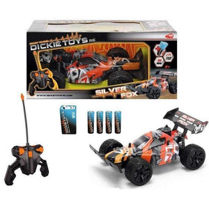 Dickie Toys Radio Control Silver Fox Off Road Racer