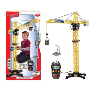 Dickie Toys Remote Control Giant Crane Set
