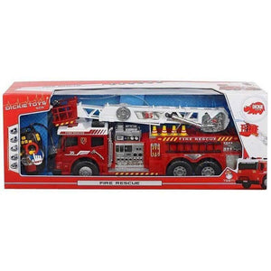Dickie Toys Remote Control Mega 62cm Fire Engine Truck