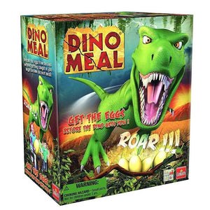Dino Meal Game