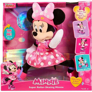 Disney Super Roller Skating Minnie Mouse