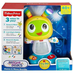 Fisher Price Bright Beats Dance and Move BeatBo
