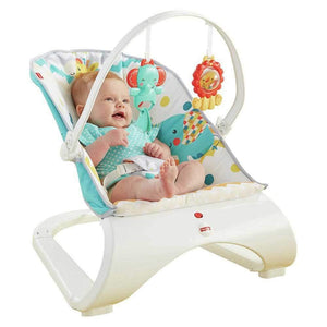 Fisher Price Colourful Carnival Comfort Curve Bouncer