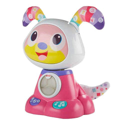 Fisher Price Dance & Move Beat Bow Wow - Pink