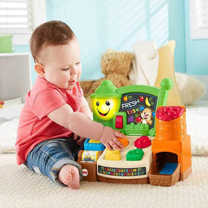Fisher Price Laugh & Learn Fruits & Fun Learning Market