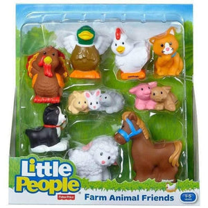 Fisher Price Little People Farm Animal Friends with Bunnies