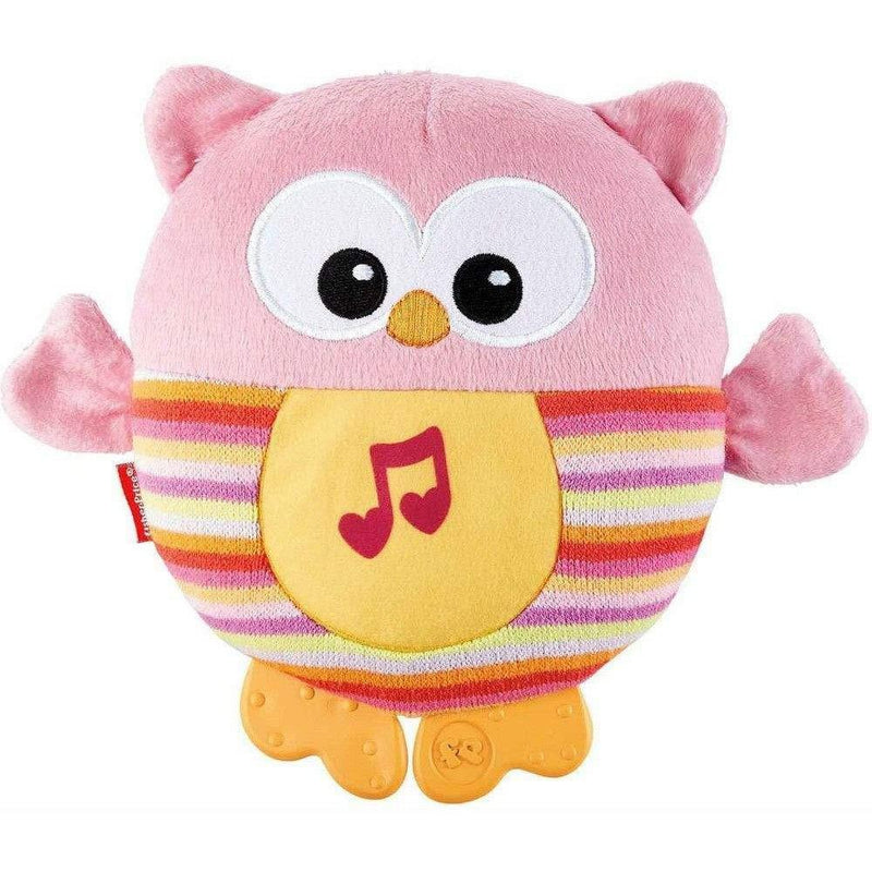 Buy Fisher Price Soothe and Glow Owl in Pink at Toy Universe