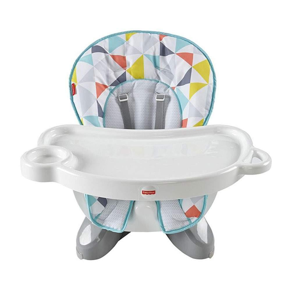 how to clean fisher price space saver high chair