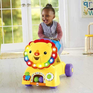 Fisher-Price 3-in-1 Sit, Stride and Ride Lion