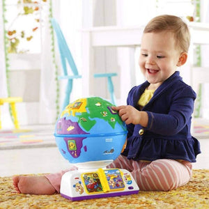 Fisher-Price Laugh N Learn Greetings Globe