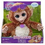 Buy FurReal Friends Baby Cuddles My Giggly Monkey at Toy Universe Australia