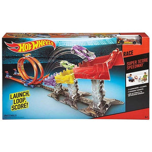 Hot Wheels Super Score Speedway Track Set