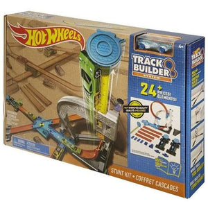 Hot Wheels Track Builder System Stunt Kit Playset