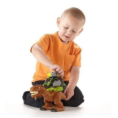Imaginext Imaginext Dino Motorized T-Rex - Buy Online
