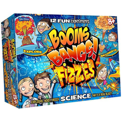 John Adams Booms, Bangs and Fizzes Science Kit