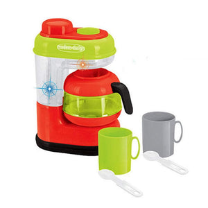 Kids Electric Toy Coffe Machine with Lights and Sounds