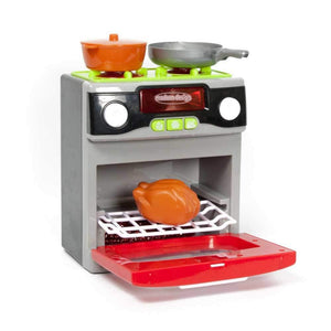 Kids Electronic Stove and Oven Playset