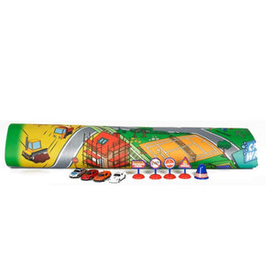 Kids Extra Large Traffic Playmat with Cars