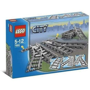 LEGO City Switching Tracks - 7895