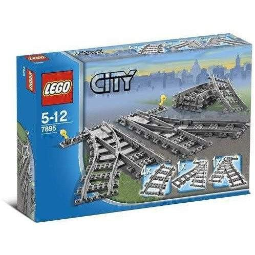 LEGO LEGO City Switching Tracks - 7895 - Buy Online