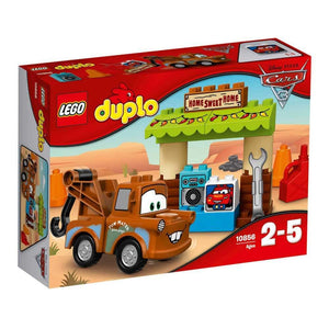 LEGO Duplo Cars 3 Mater's Shed - 10856