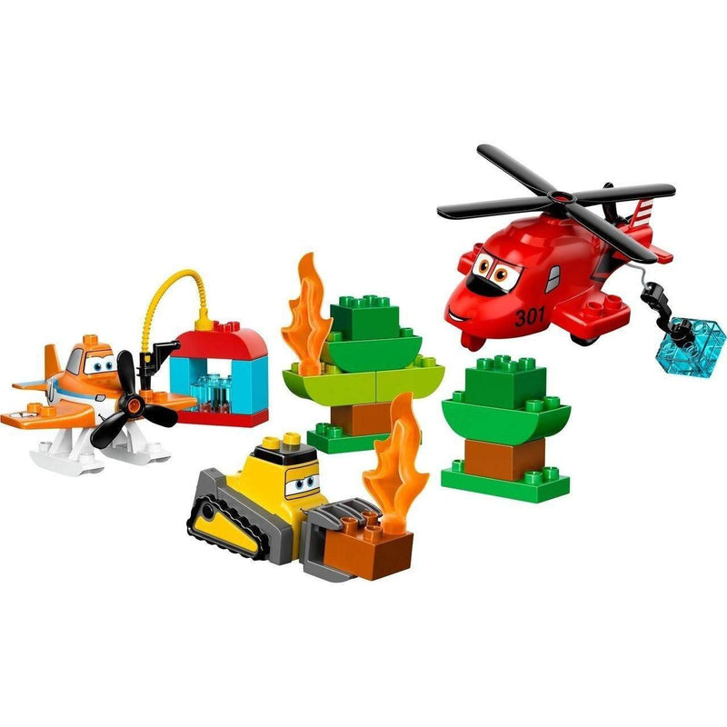 LEGO LEGO Duplo Fire and Rescue Set - 10538 - Buy Online