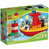 Buy LEGO Duplo Fire Boat - 10591 at Toy Universe Australia