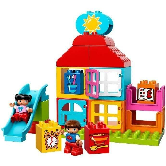 LEGO LEGO Duplo My First Playhouse - 10616 - Buy Online