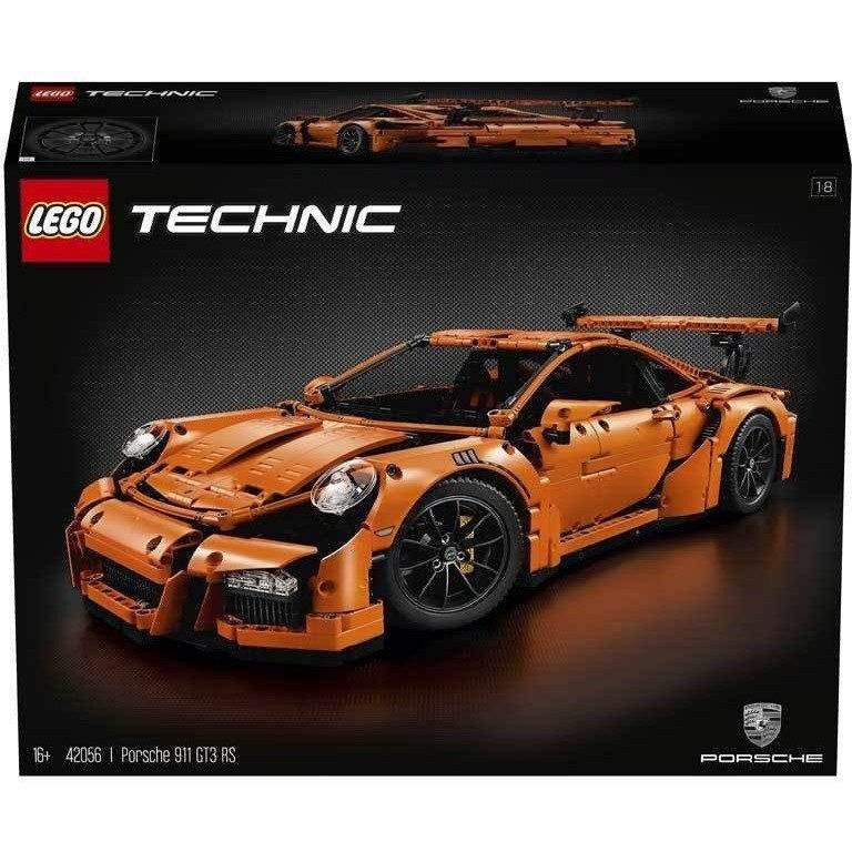 buy lego technic porsche 911 gt3 rs 42056 online at toy. Black Bedroom Furniture Sets. Home Design Ideas