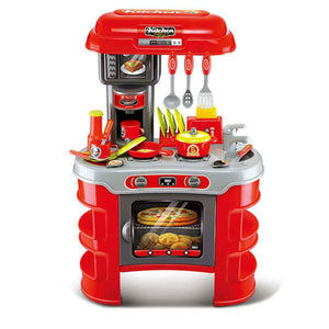Little Chef Kids Kitchen with Lights and Sounds